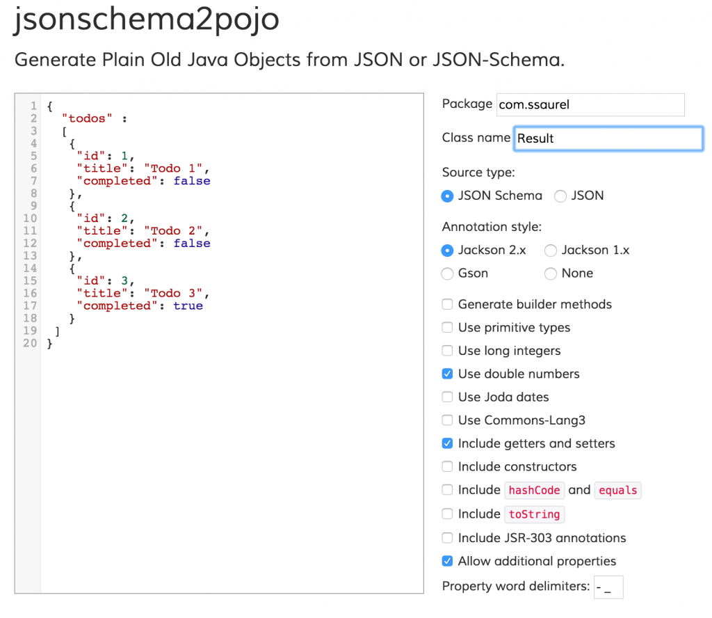 Convert Spreadsheet To Json With Parse And Write Json Data