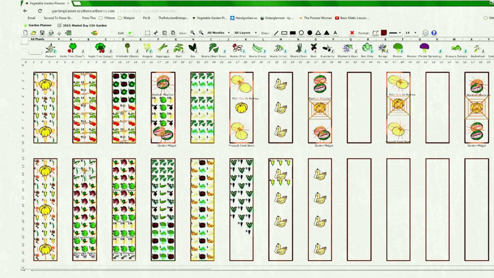 Csa Planning Spreadsheet Spreadshee Csa Crop