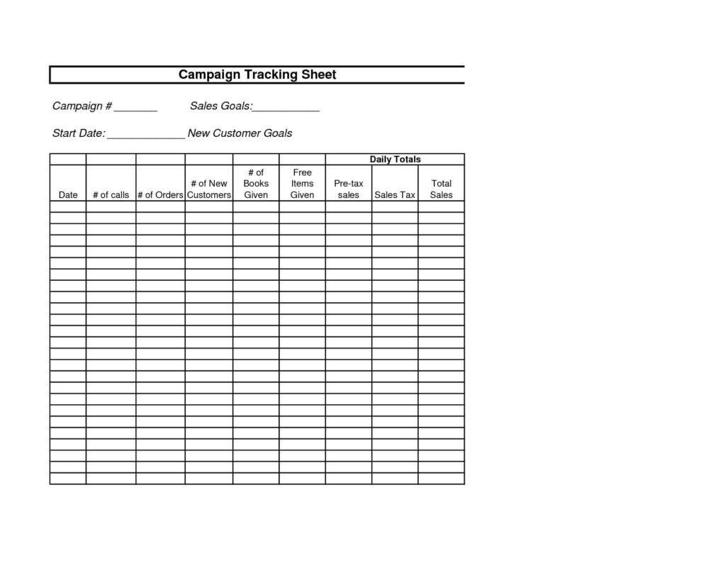 Customer Order Tracking Spreadsheetspreadsheet Template