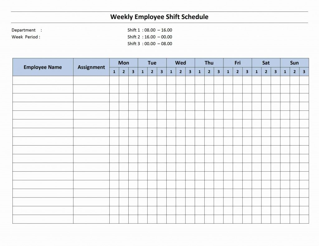 Daily Medication Schedule Spreadsheet