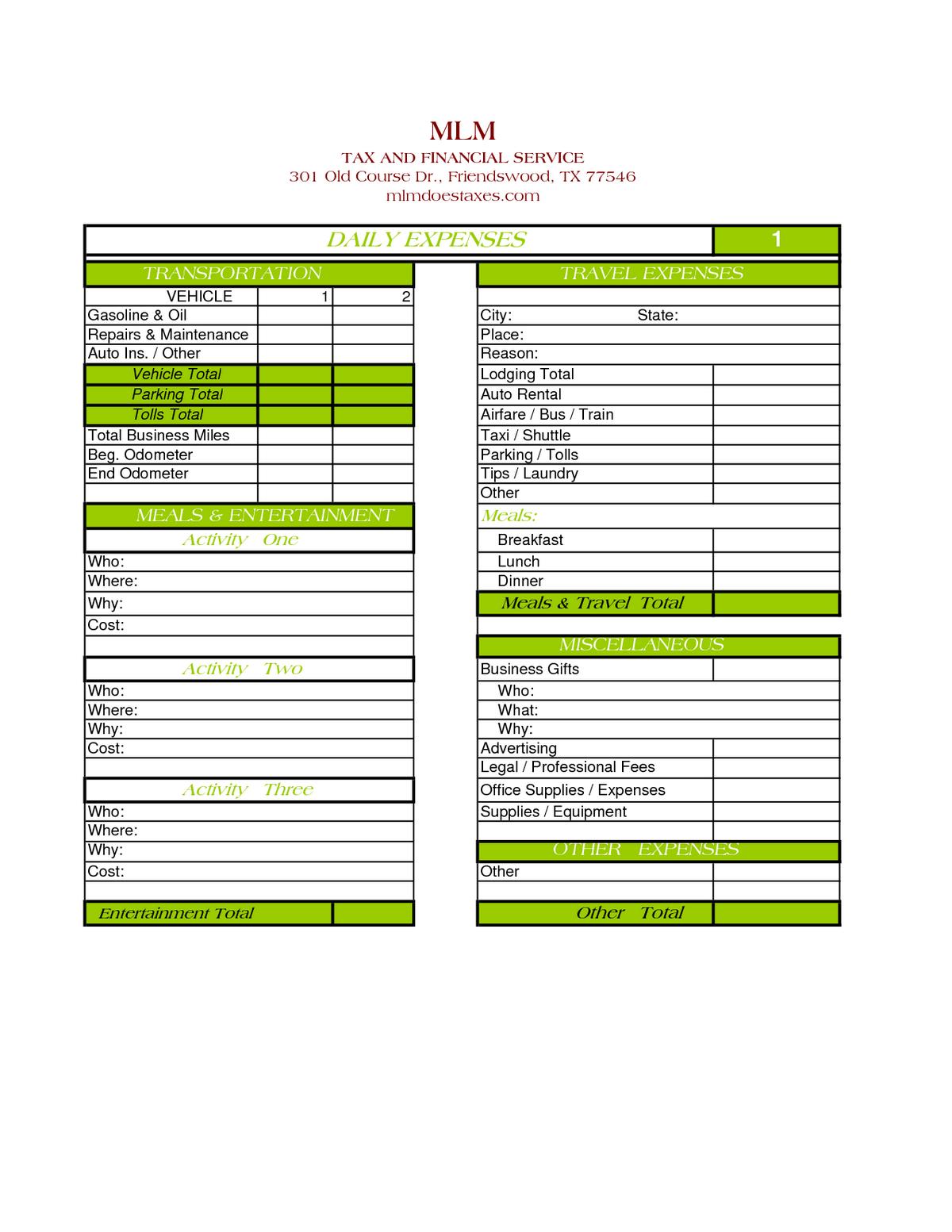 Daily Money Tracker Spreadsheet Spreadshee Daily
