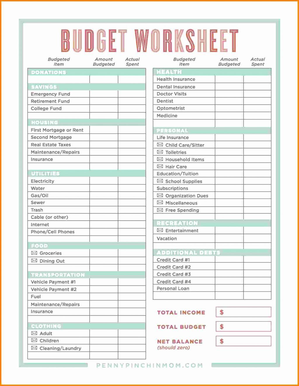 Dental Practice Budget Spreadsheet Spreadshee