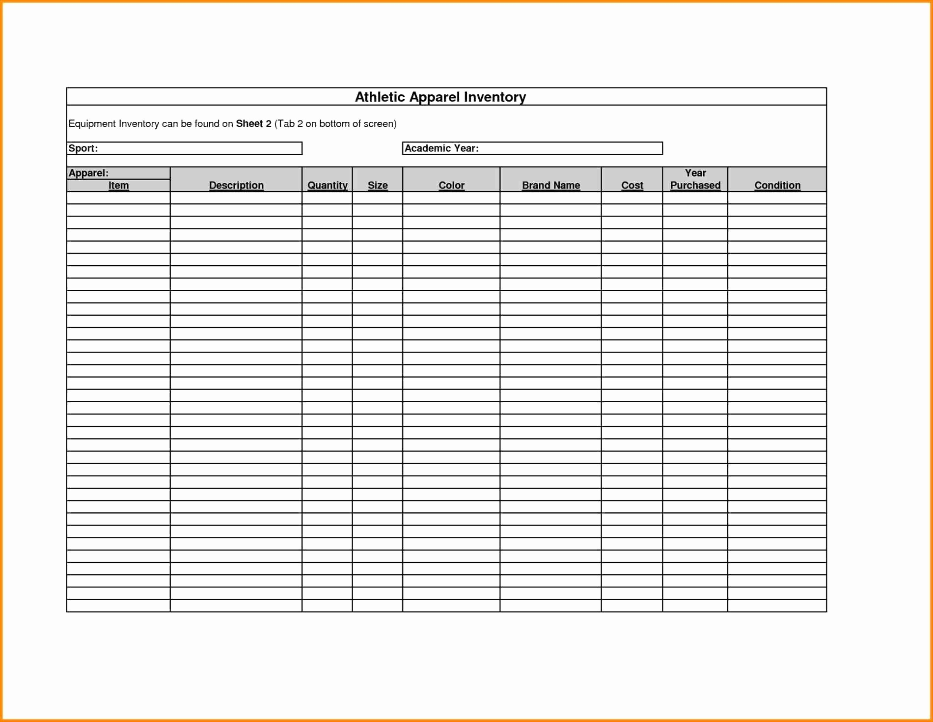 Ebay Inventory Tracking Spreadsheet Spreadsheet Downloa