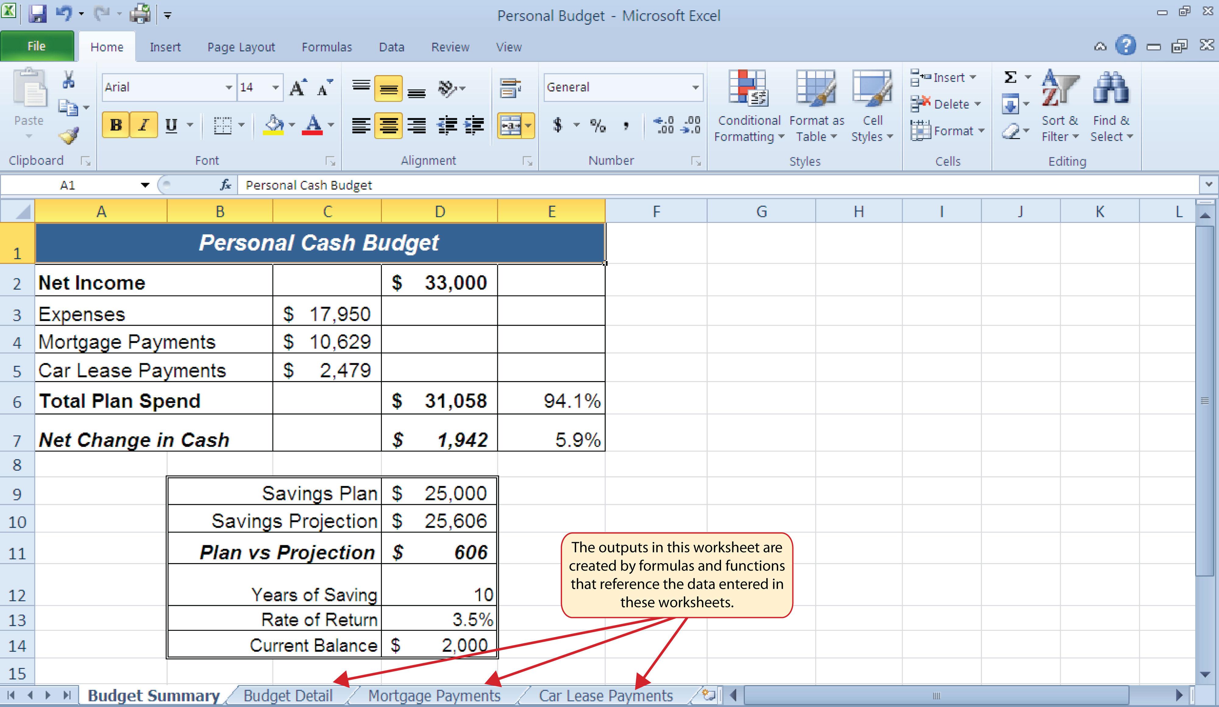Excel Spreadsheet Basics Inside Excel Spreadsheet Basics