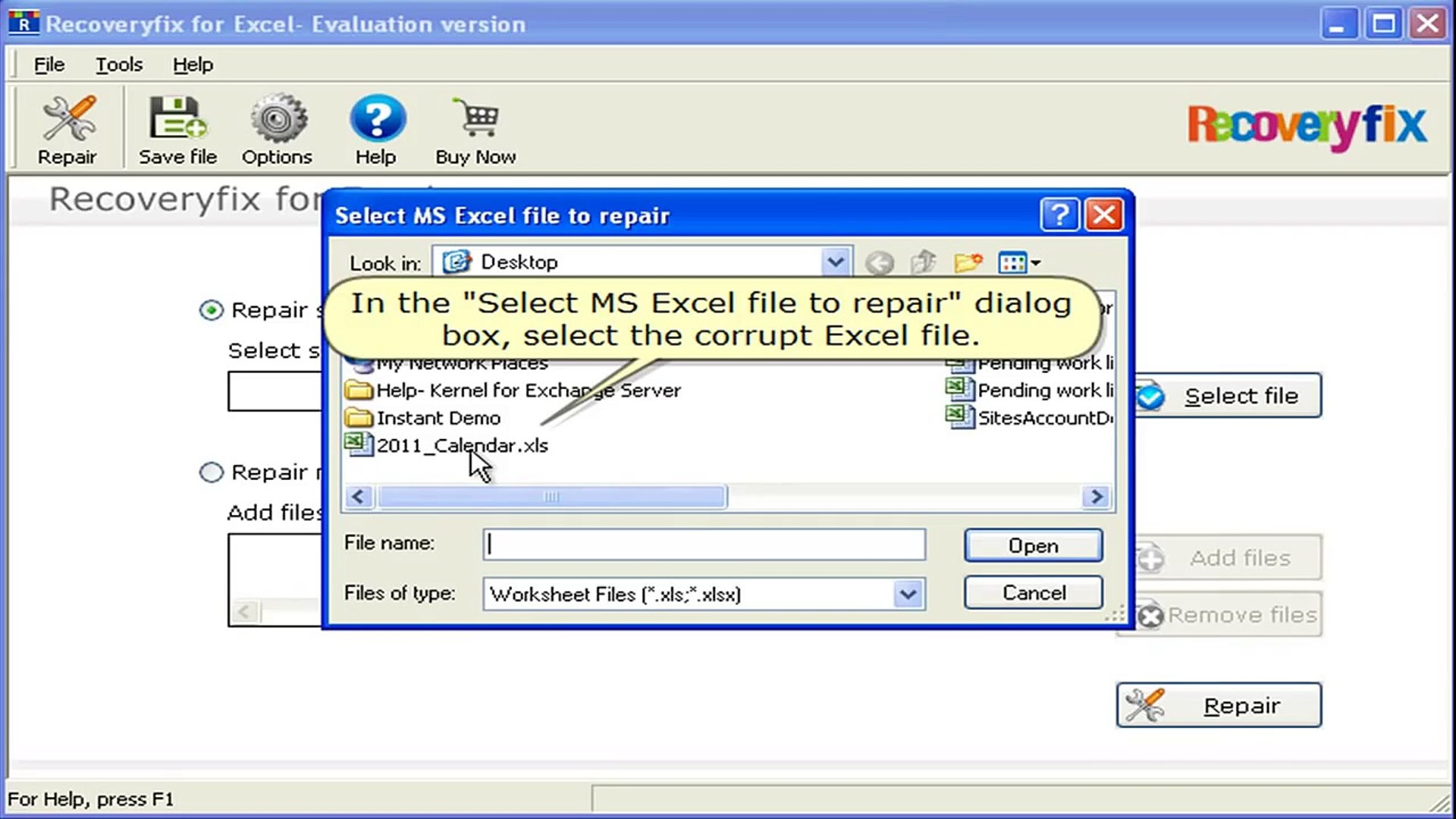 Excel Spreadsheet Corrupted Repair Pertaining To
