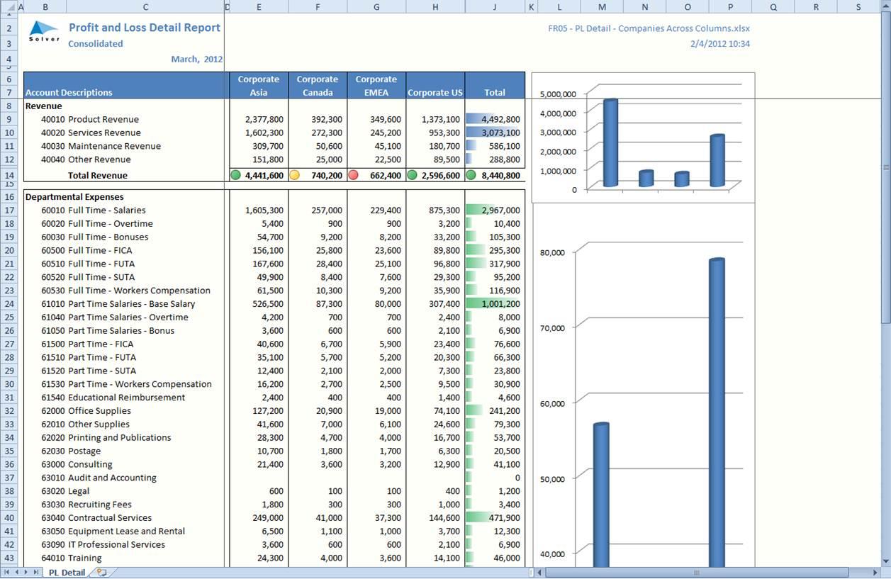 Excel Spreadsheet Financial Statement Db Excel