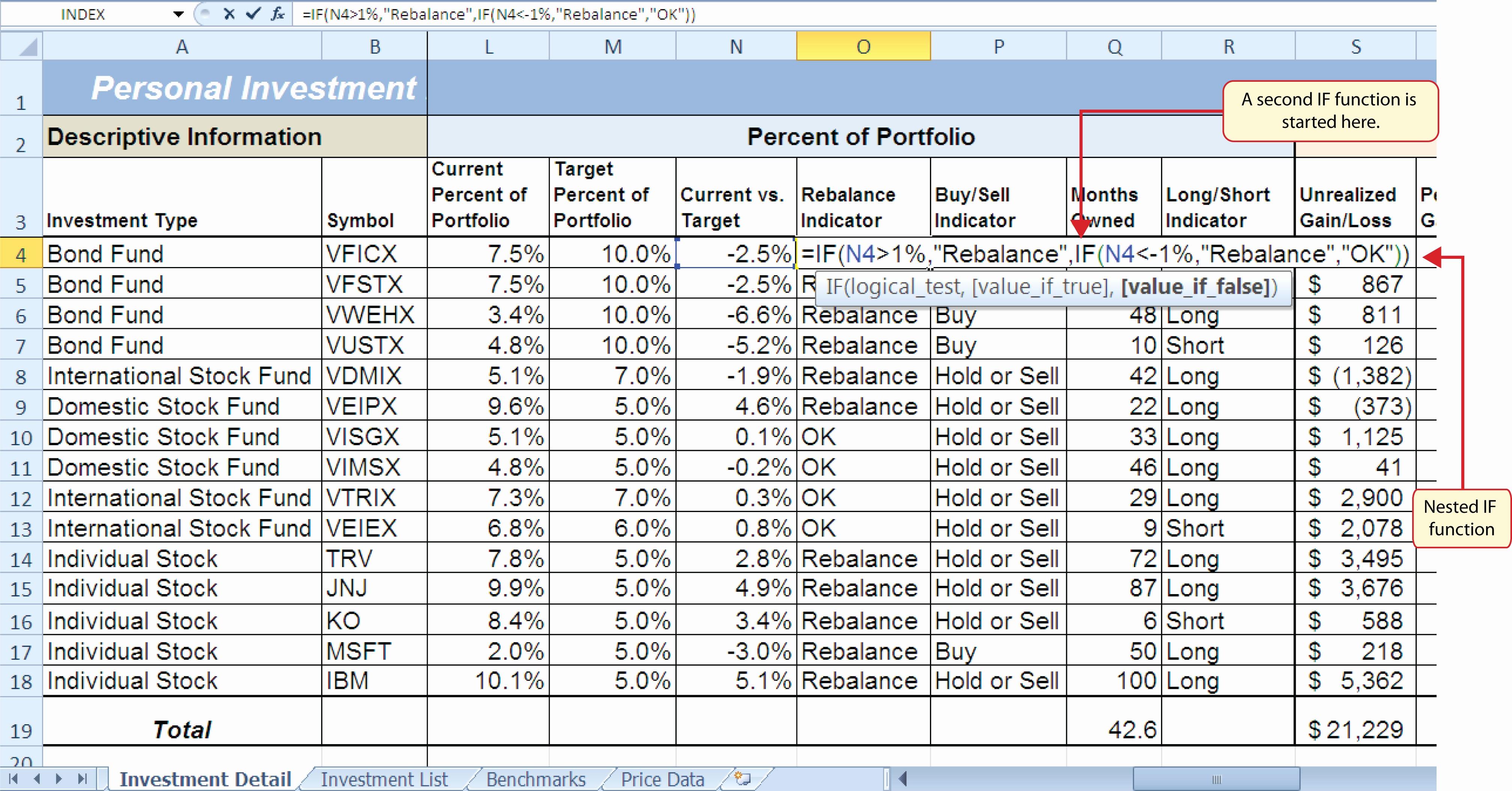 Excel Spreadsheet Formulas For Dummies Db Excel
