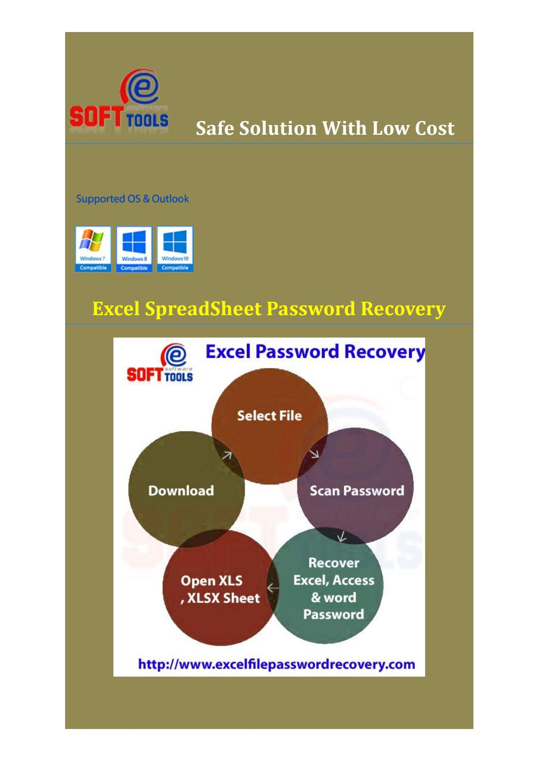 Excel Spreadsheet Password Recovery Intended For Excel