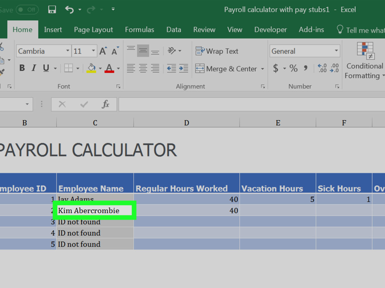 Excel Spreadsheet To Calculate Hours Worked Throughout How