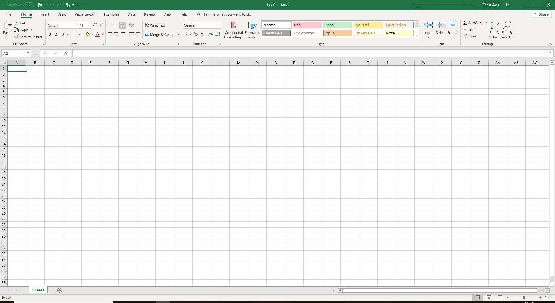 Excel Spreadsheets For Beginners Pertaining To Excel