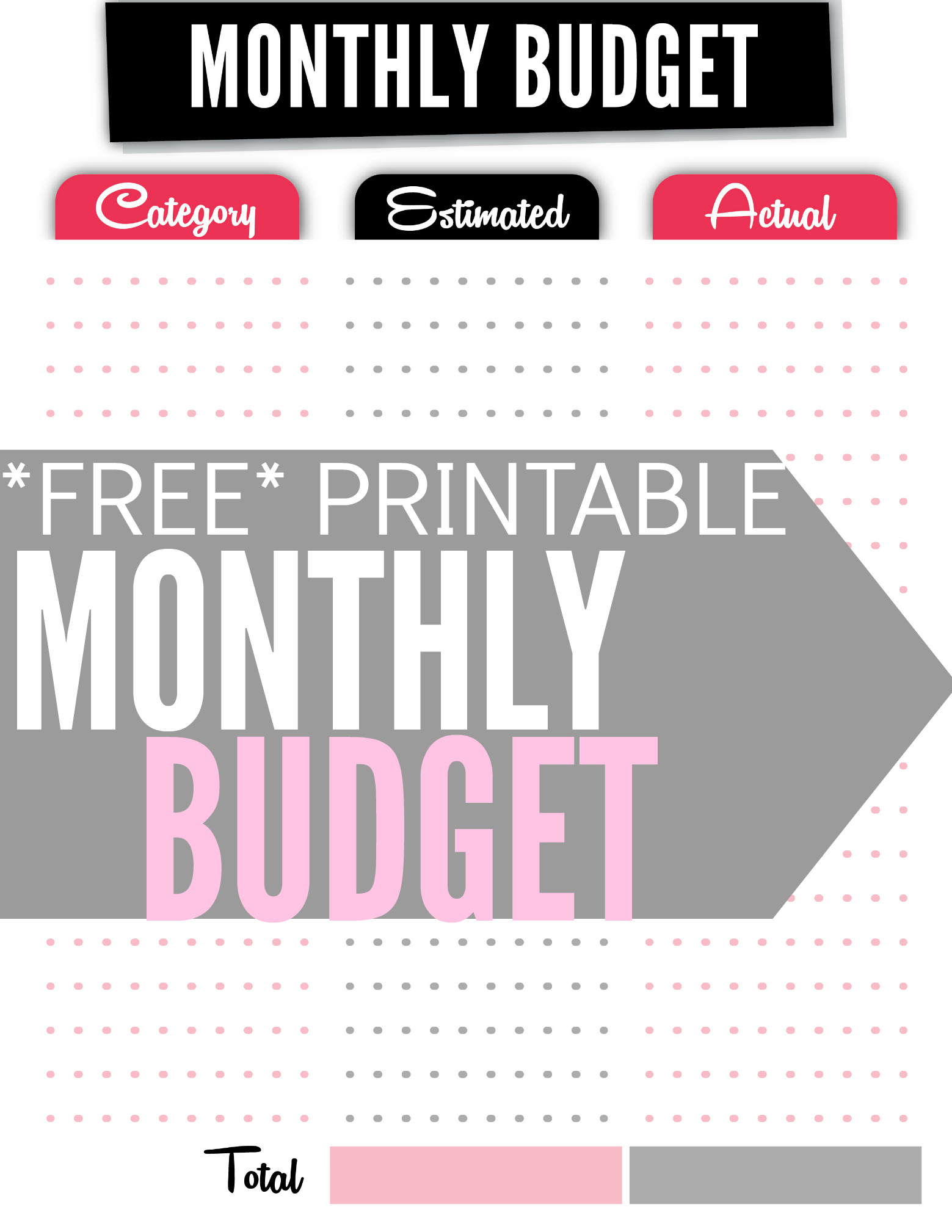 Free Budget Spreadsheet With Regard To How To Create A