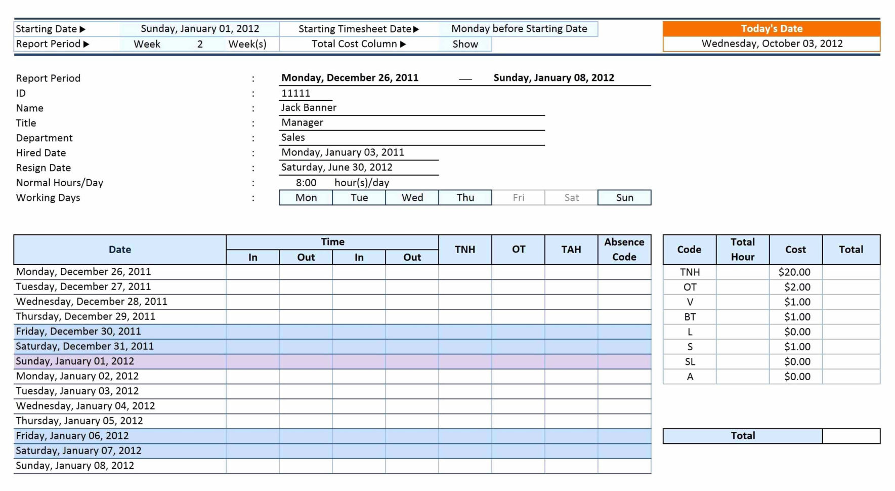 Free Excel Business Valuation Spreadsheet