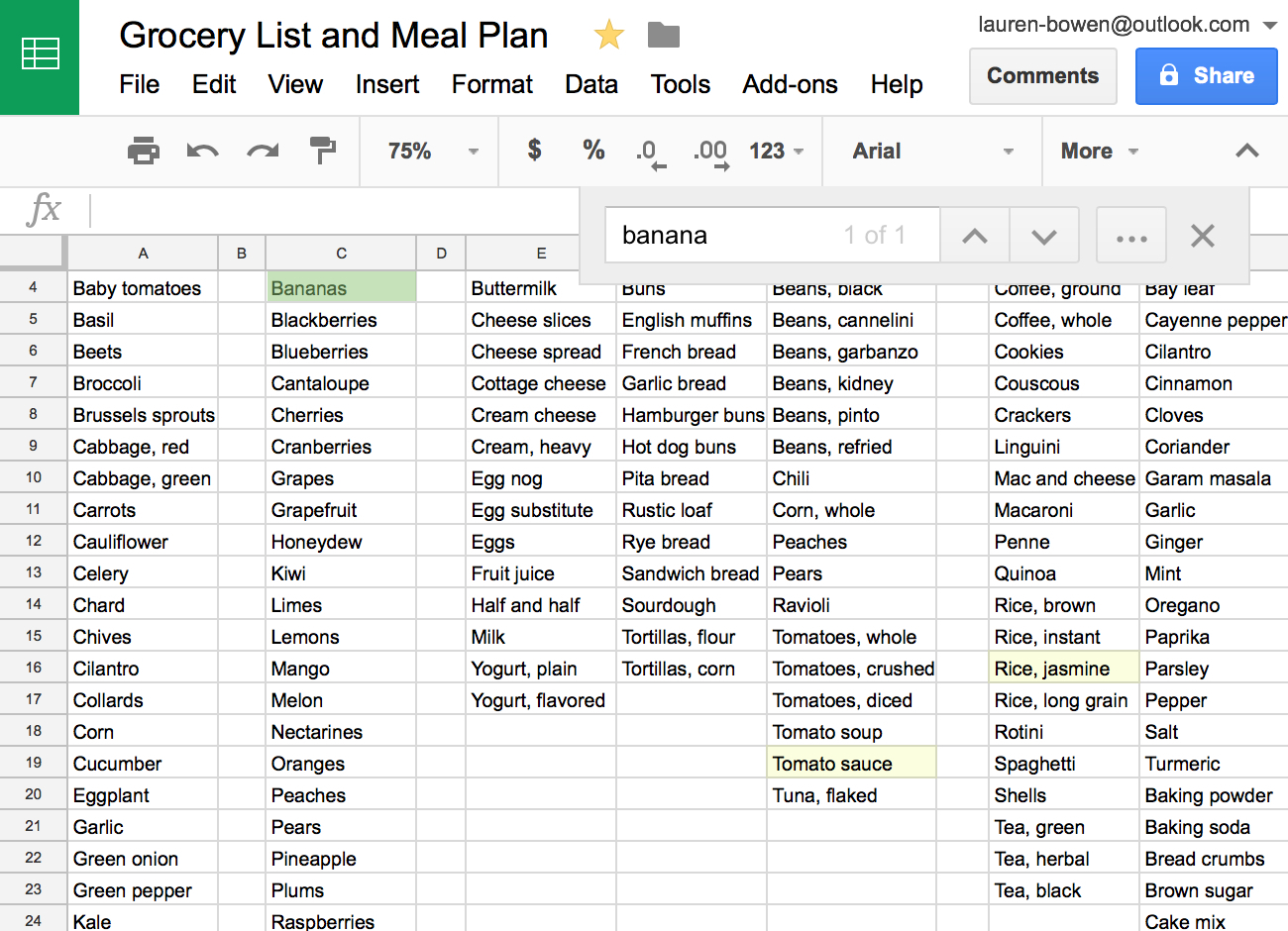 Good Spreadsheet With Grocery Budget Spreadsheet Good
