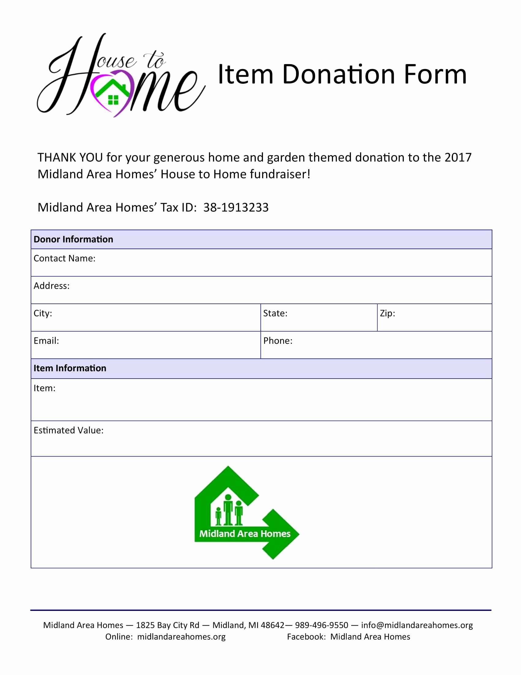 Goodwill Donation Spreadsheet Template Inside Irs