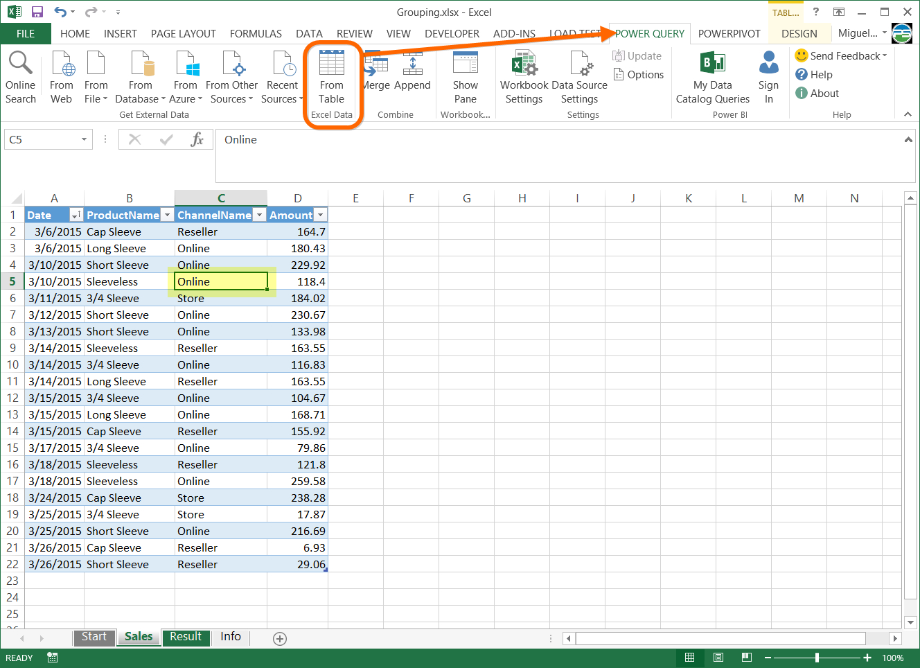 How To Build A Spreadsheet In Excel For Group Or