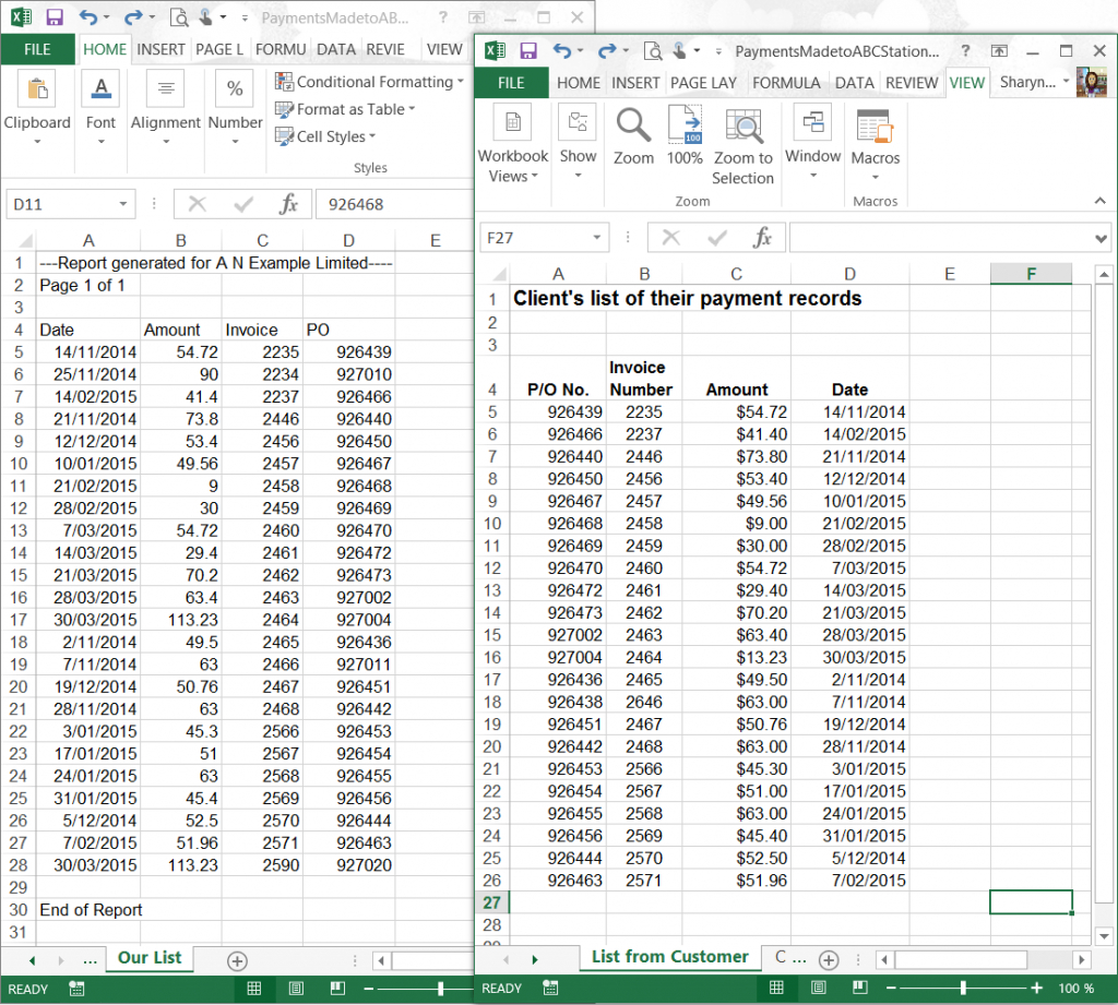 How To Do A Vlookup Between Two Spreadsheets Db Excel