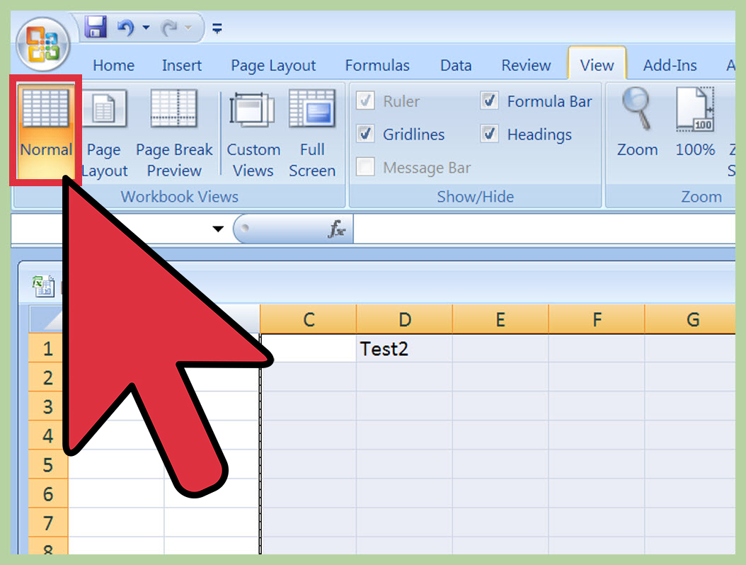 How To Make A Microsoft Excel Spreadsheet Pertaining To