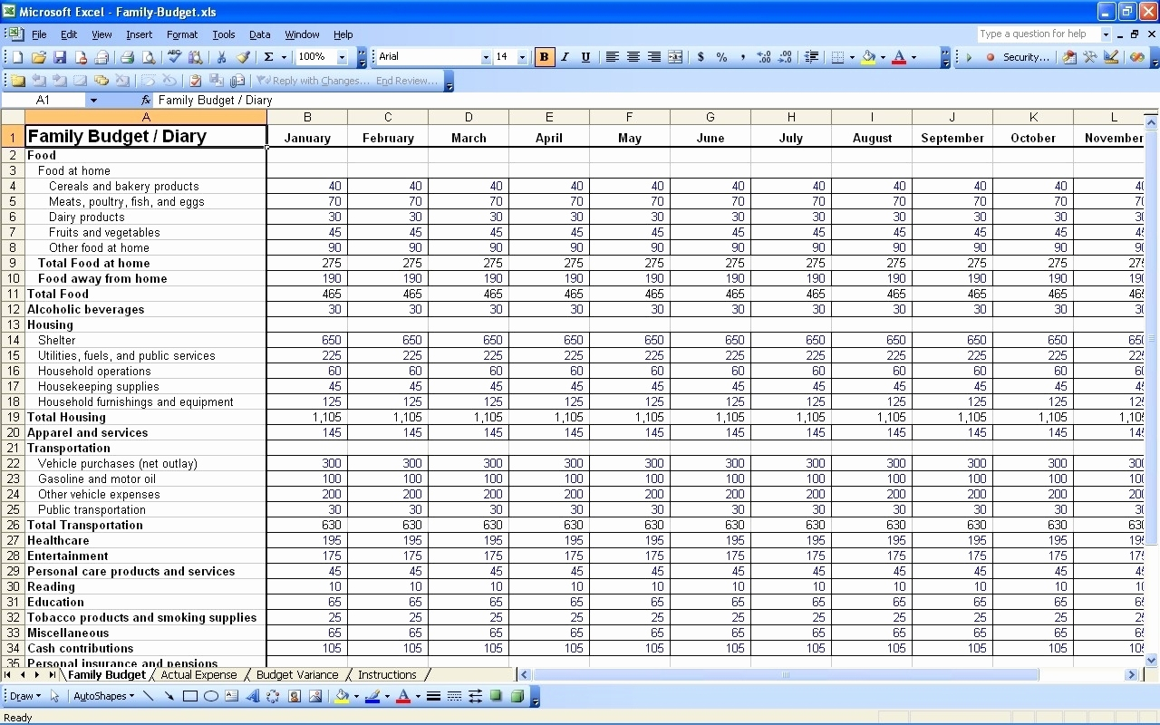 Income And Expense Tracking Spreadsheet Spreadsheet