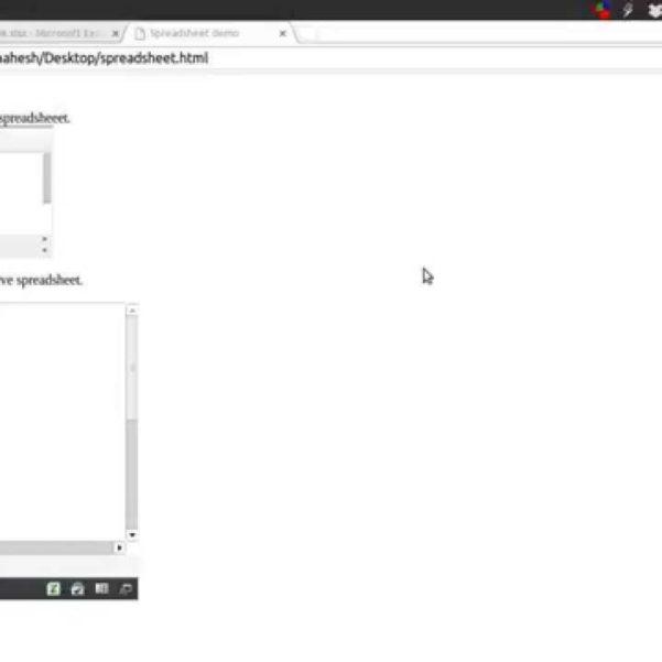 Interactive Excel Spreadsheet On Website Google Spreadshee