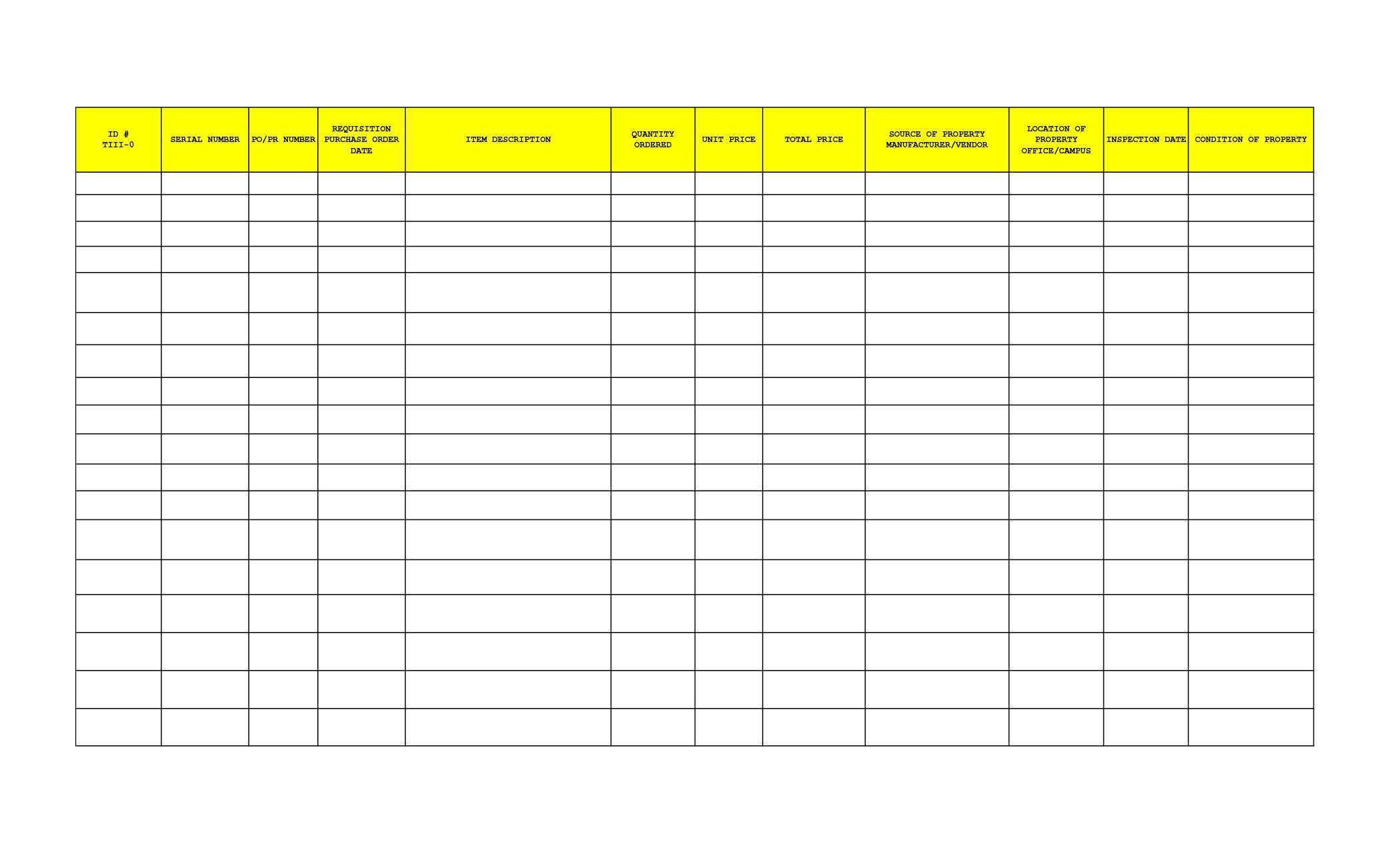 Inventory Ordering Spreadsheet Intended For Spreadsheet