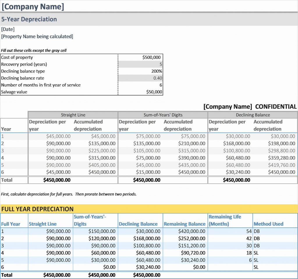Investment Spreadsheet Template Inside Real Estate
