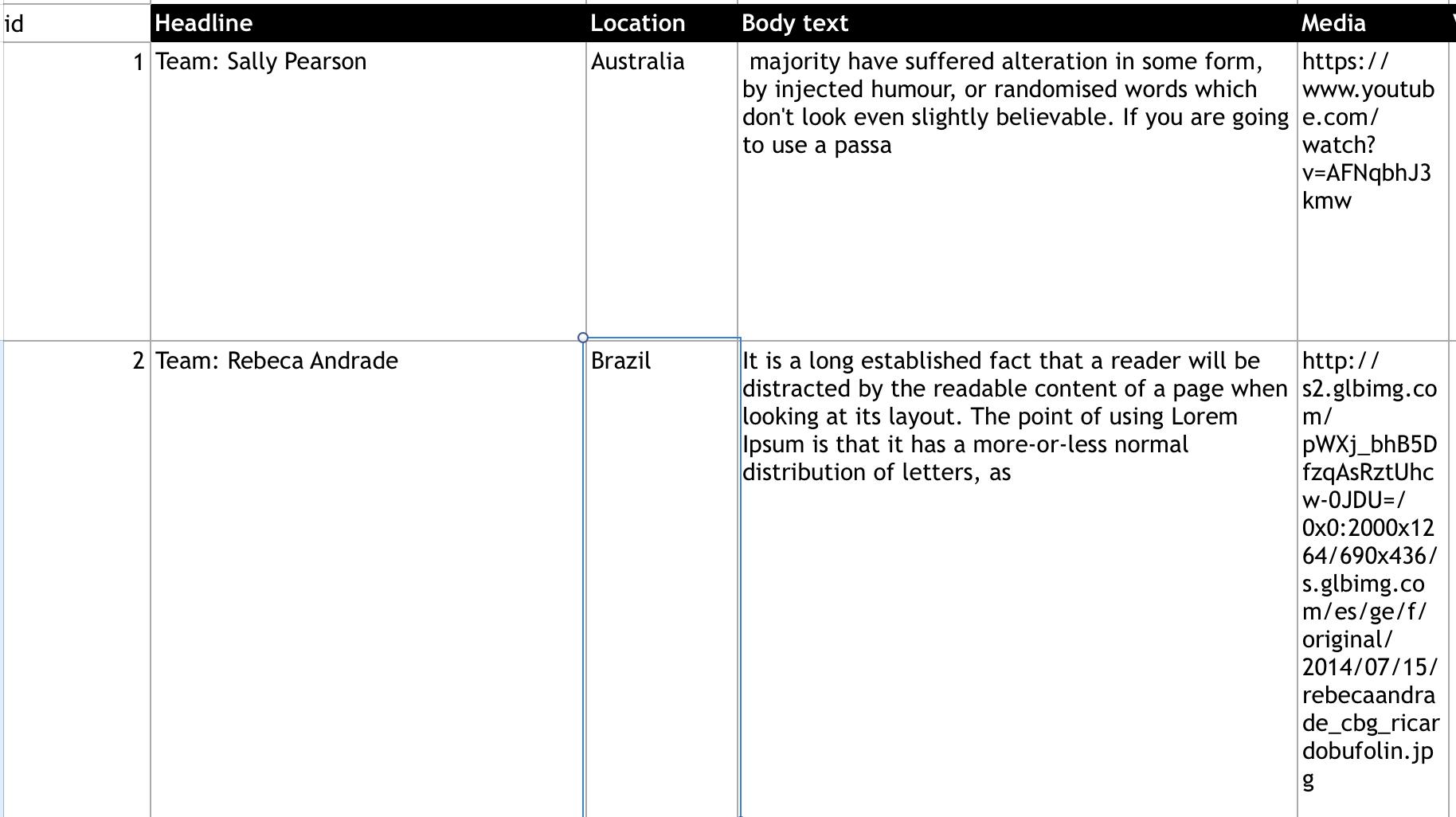 Javascript Spreadsheet Api Regarding Node Js Spreadsheet