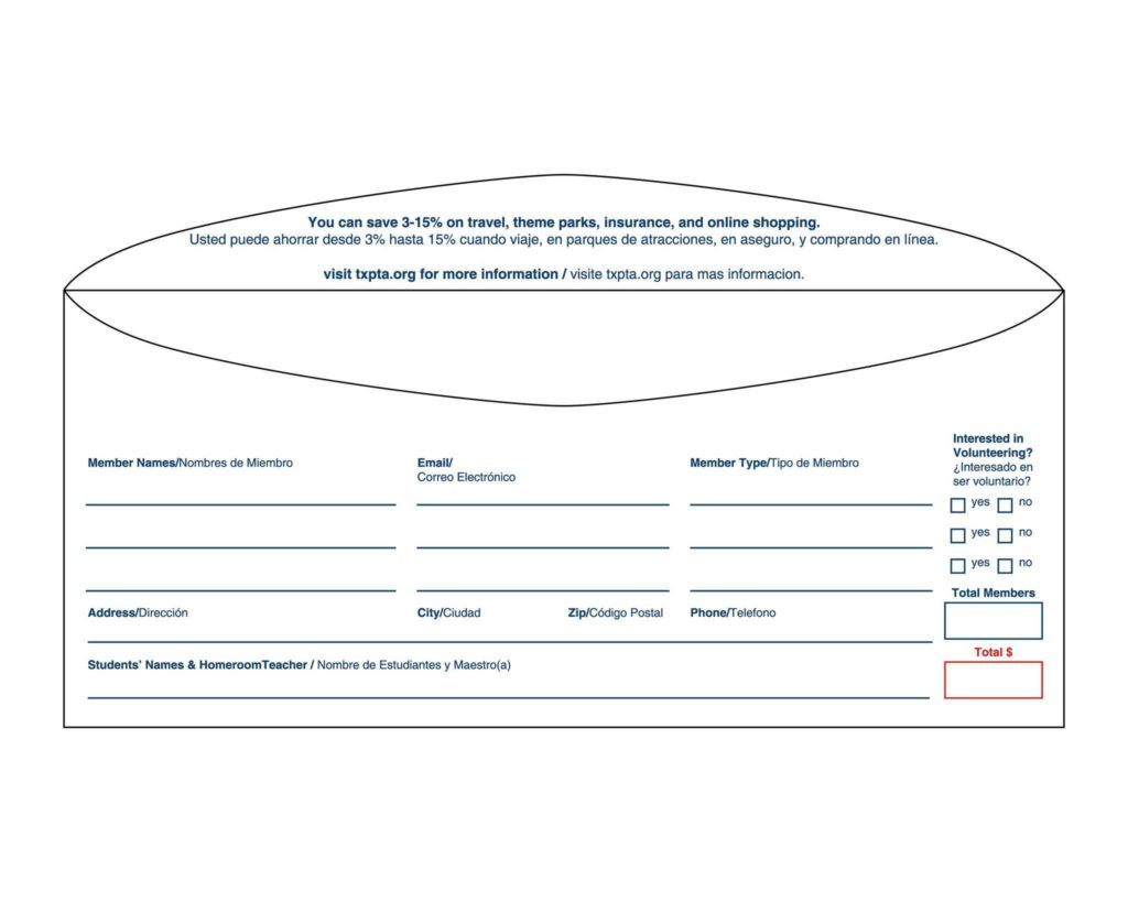 Membership Dues Spreadsheet Within Mock Invoice Template