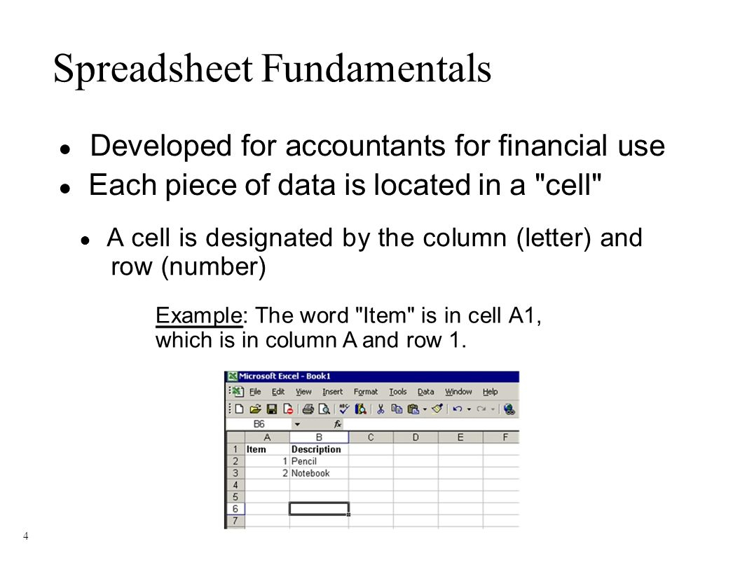 Microsoft Excel Spreadsheet Tutorial Intended For