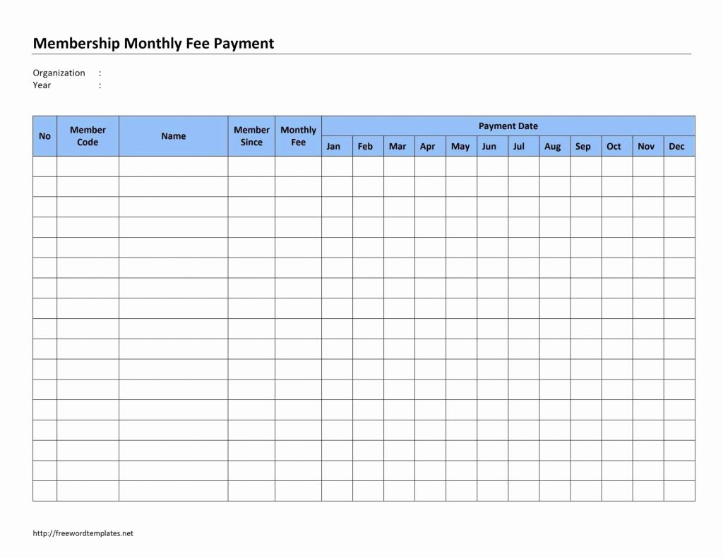 Monthly Sales Tracking Spreadsheet Spreadshee
