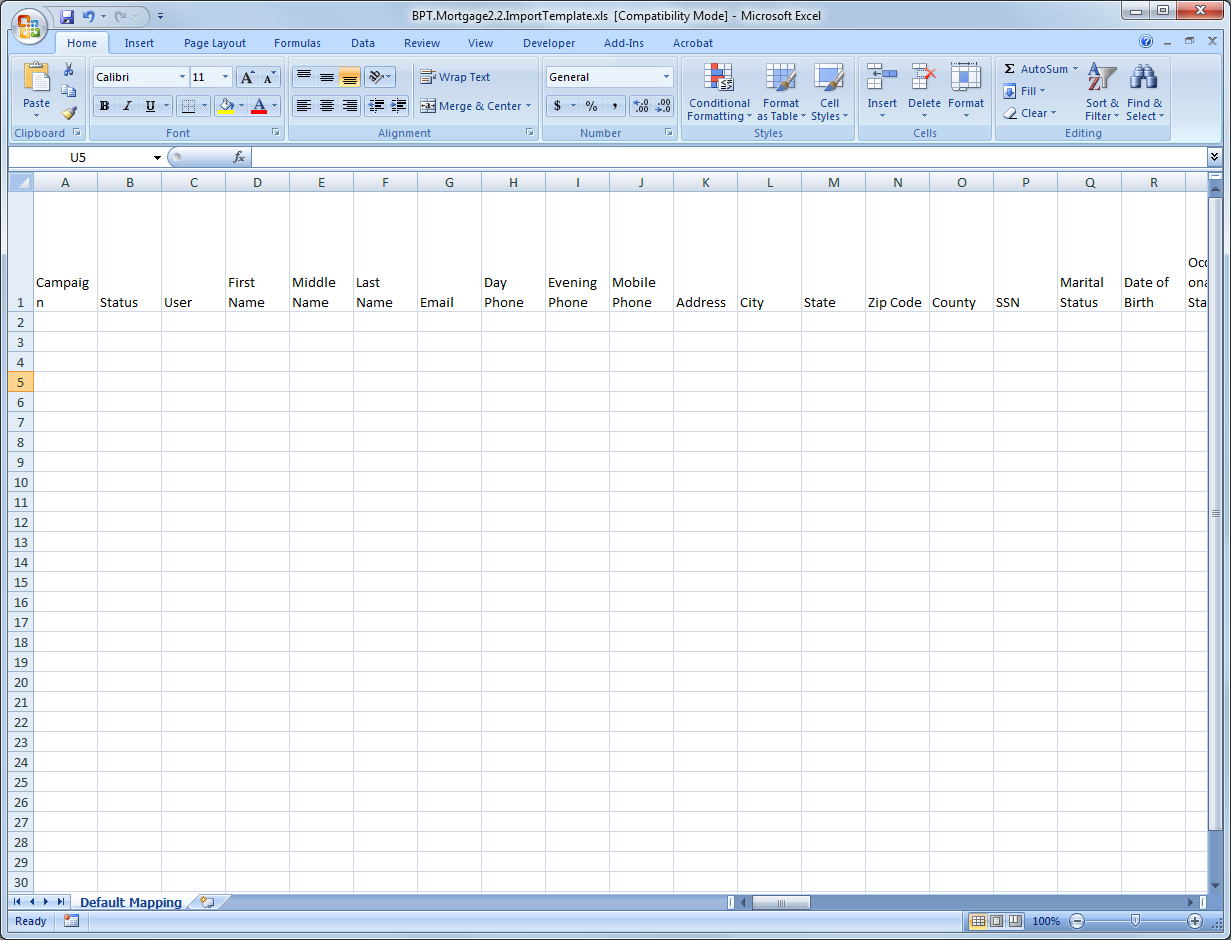 Mortgage Calculator With Taxes And Insurance Spreadsheetspreadsheet Template Spreadsheet Template