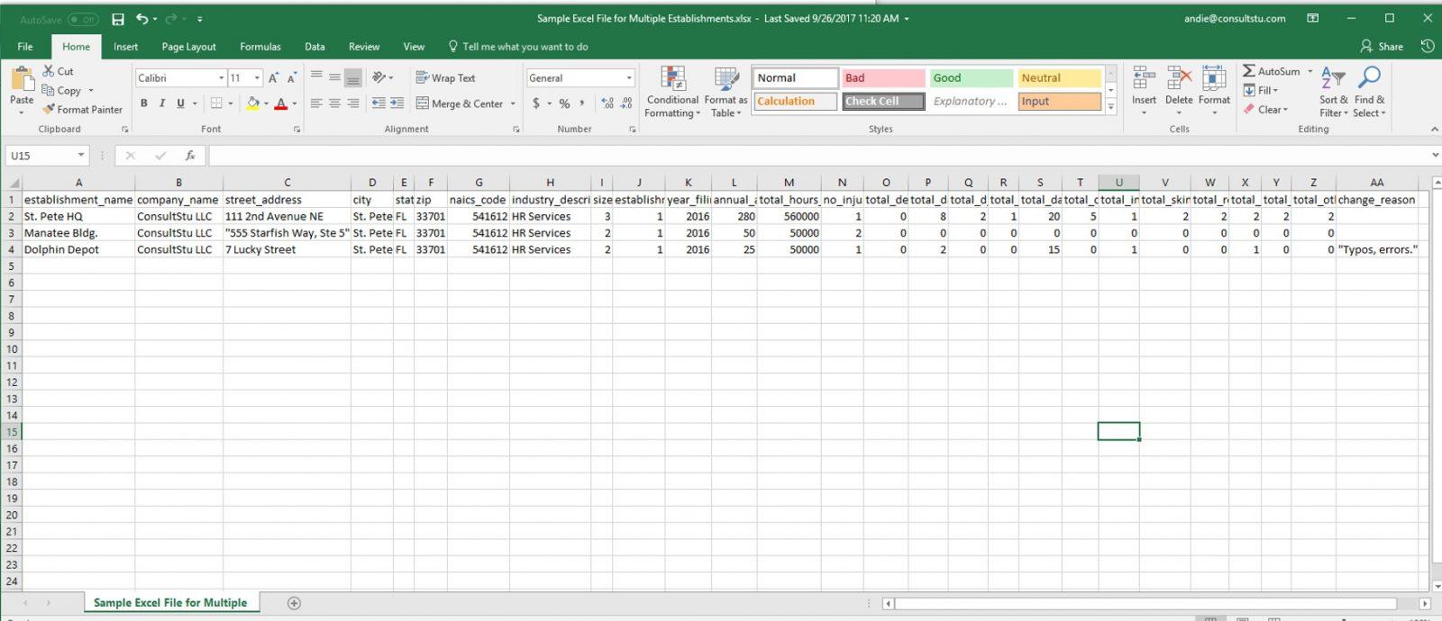 Ncci Edits Excel Spreadsheet