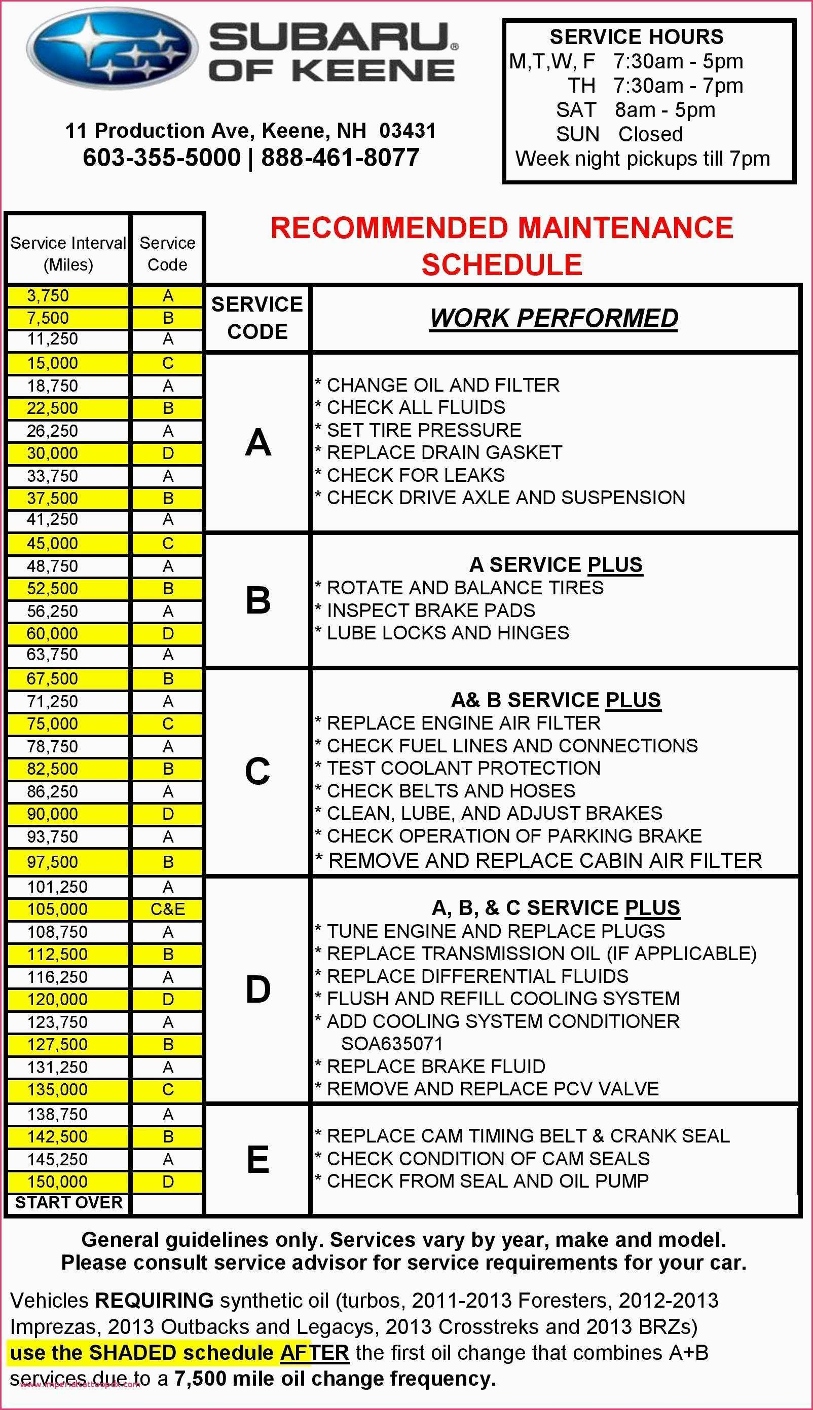 Oil Change Excel Spreadsheet Spreadshee Oil Change Excel Spreadsheet