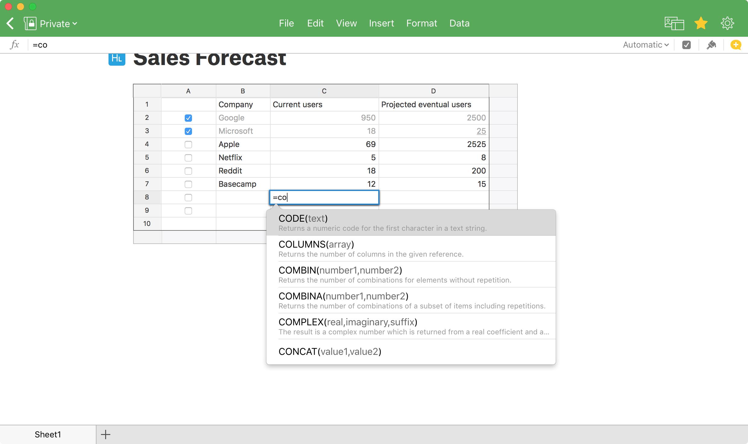 Vlookup Excel Worksheet Templates
