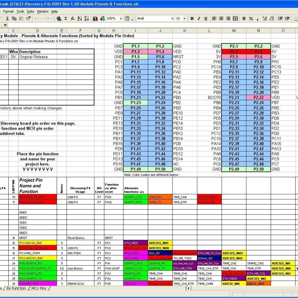 Parts Of A Spreadsheet Inside Excel Spreadsheet Parts With