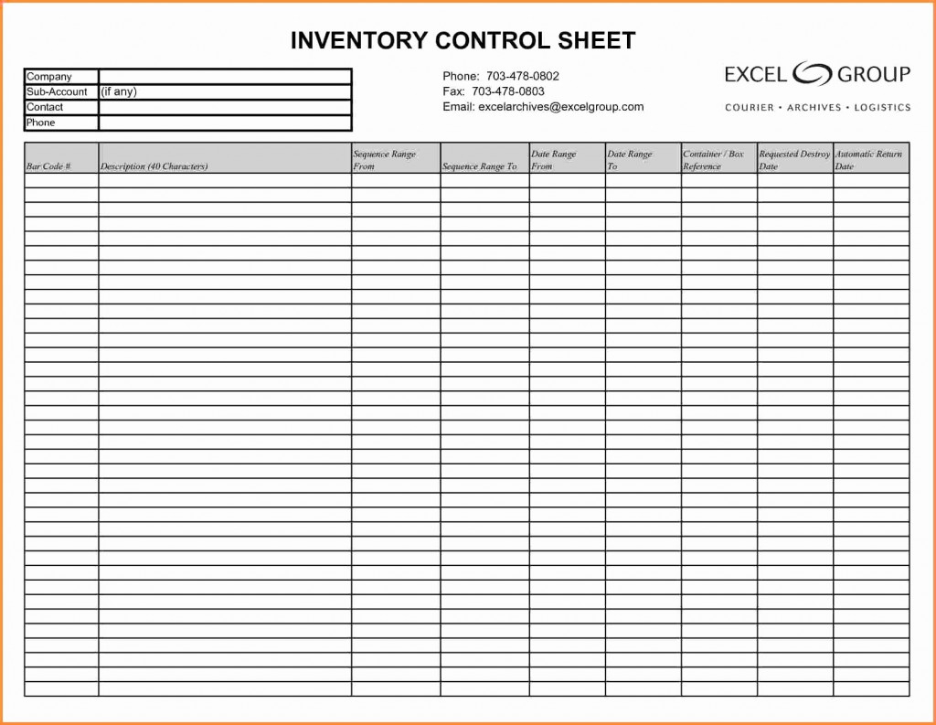 Probate Spreadsheet Template With Probate Accounting