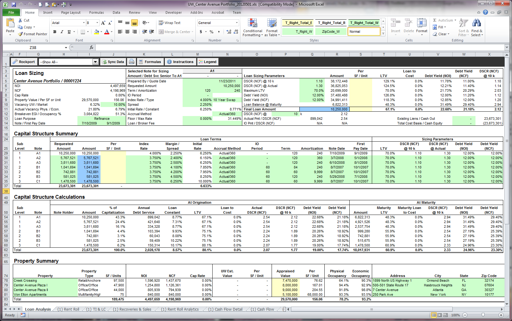 Rent Roll Excel Spreadsheet Printable Spreadshee Rent Roll