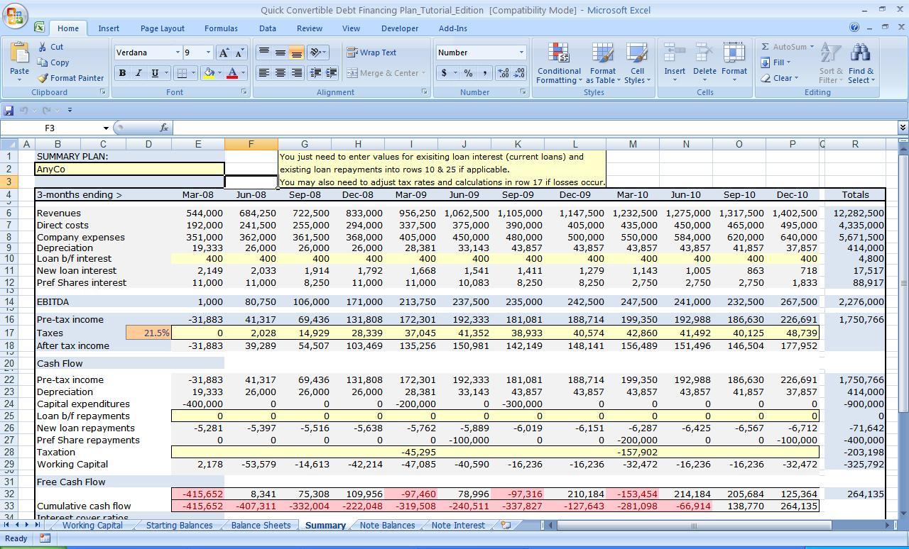 Simple Mrp Excel Spreadsheetdb Excel Db Excel
