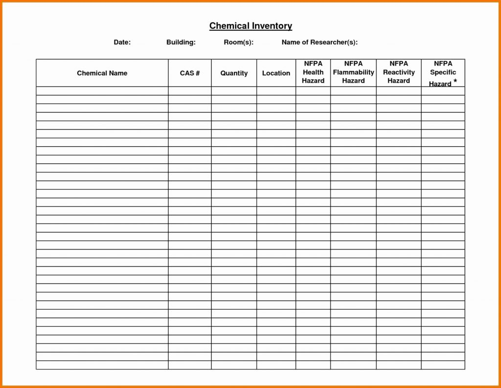 Spreadsheet For Clothing Inventory Spreadshee Excel