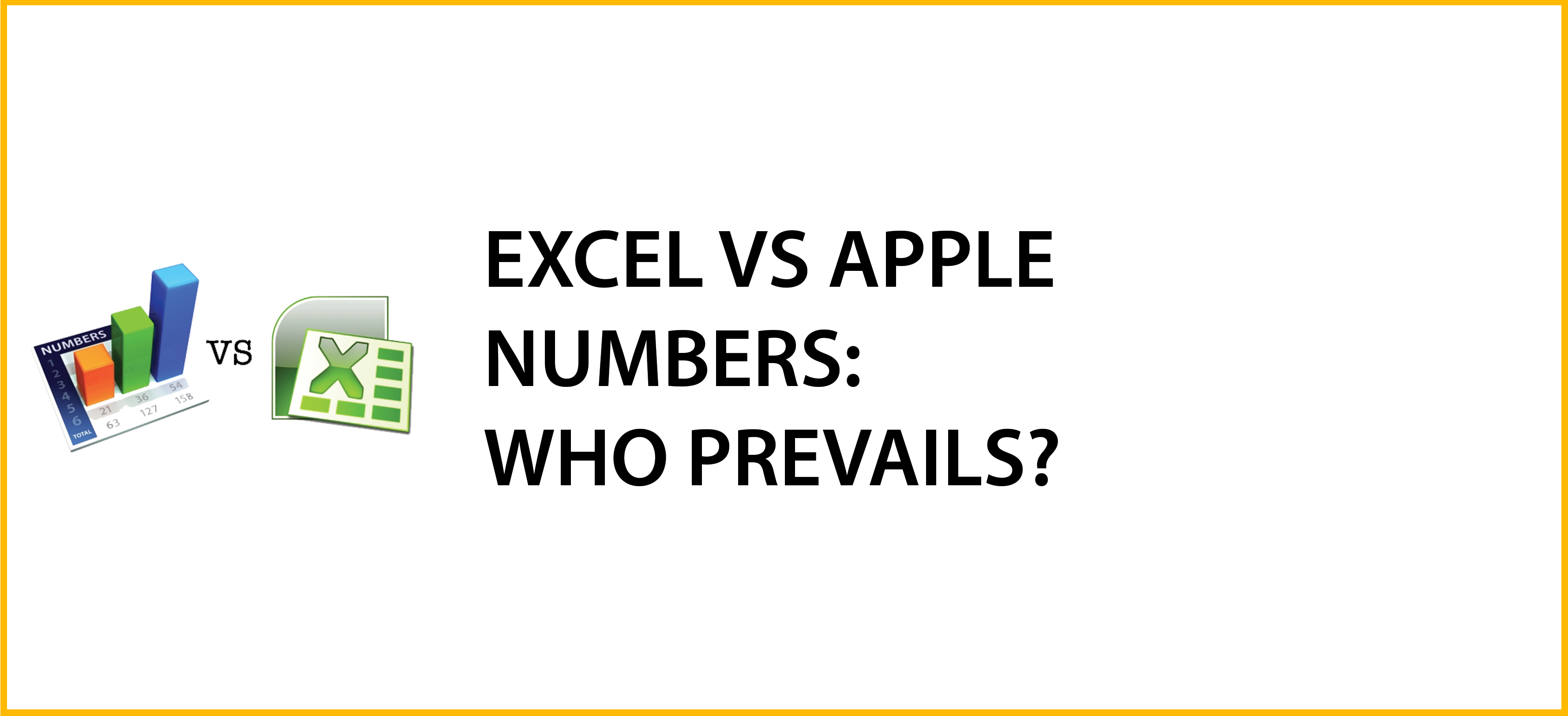Spreadsheet Programs Other Than Excel For Microsoft Excel Versus Apple S Numbers Who Prevails