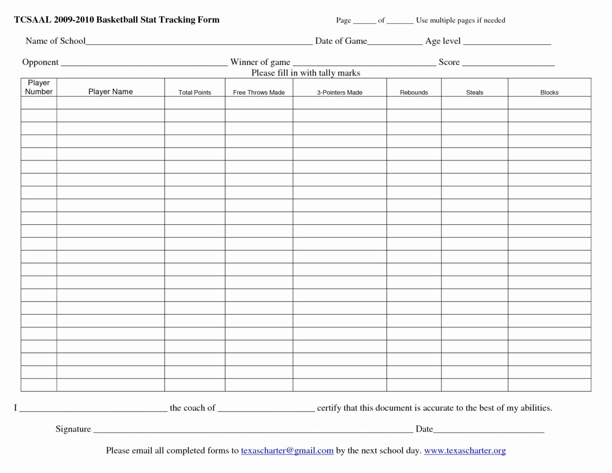 Statistics Excel Spreadsheet In Softball Pitching Stats