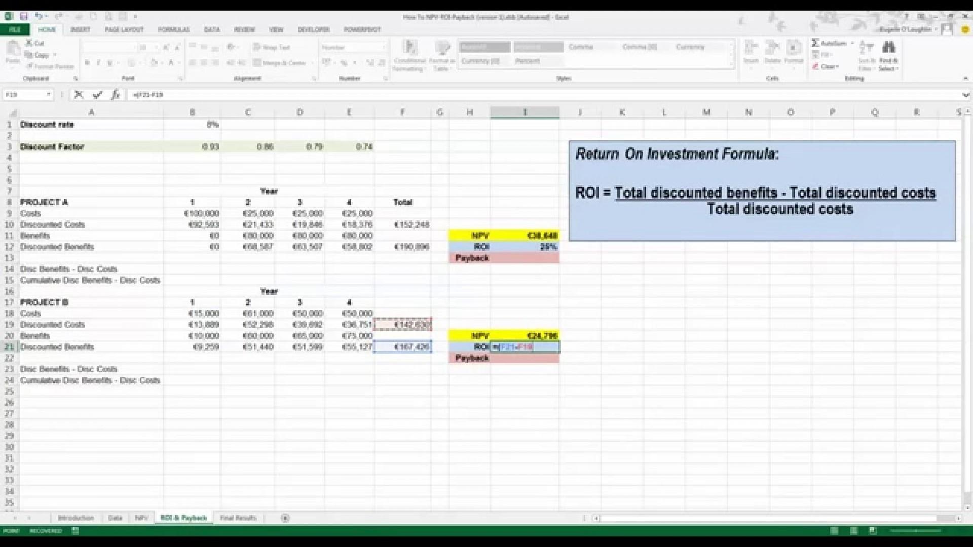 Test Automation Roi Calculation Spreadsheet Spreadsheet Downloa Test Automation Roi Calculation