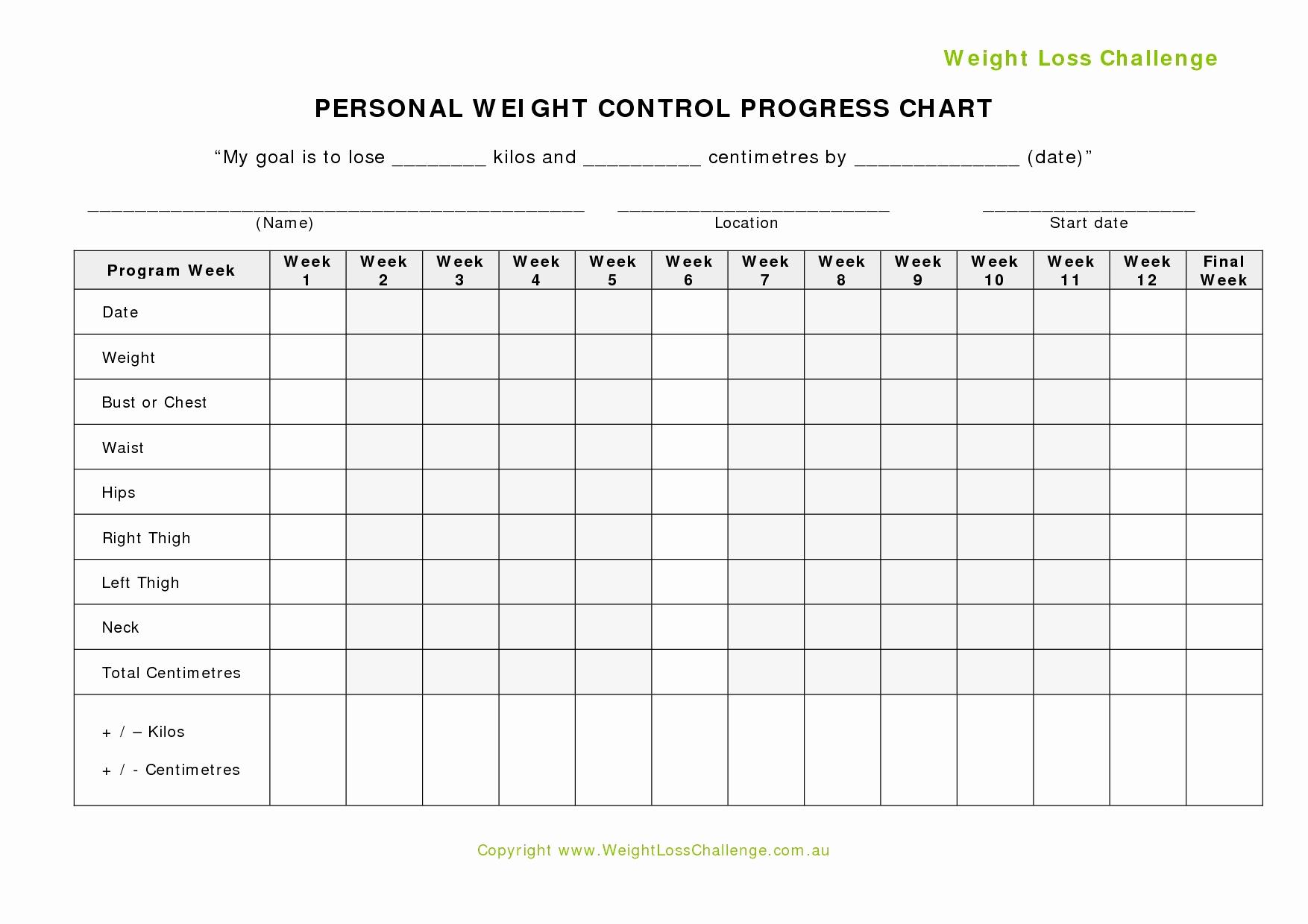 Weight Loss Tracker Spreadsheet Spreadsheet Downloa