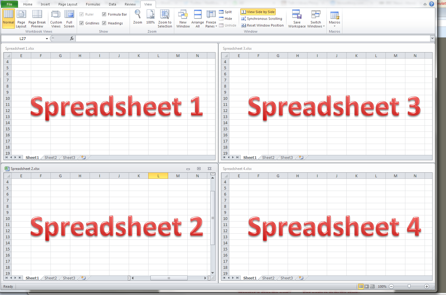 What Can You Do With Excel Spreadsheets Spreadshee