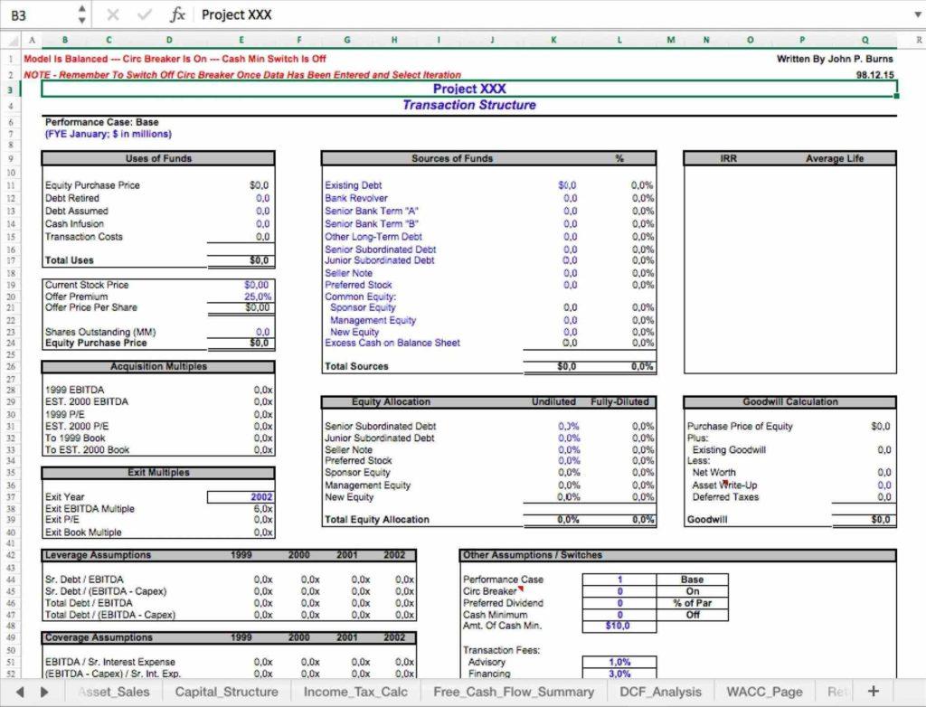 Word Spreadsheet Template Inside Microsoft Word