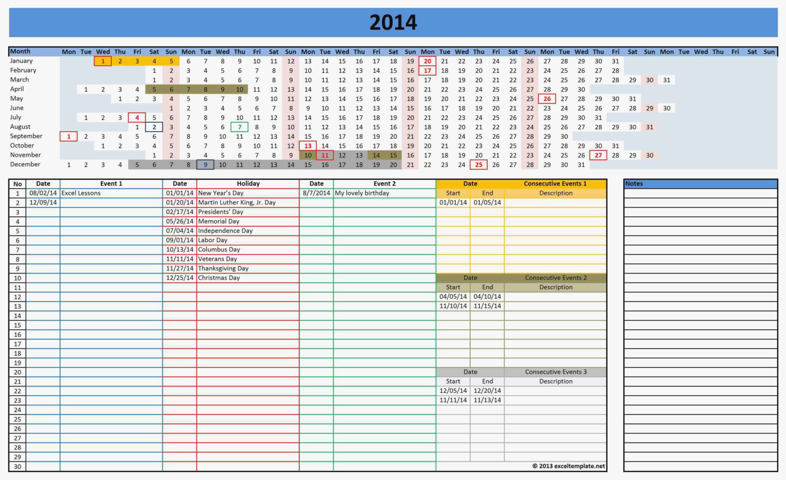Workflow Spreadsheet Template For Weekly Calendar Template