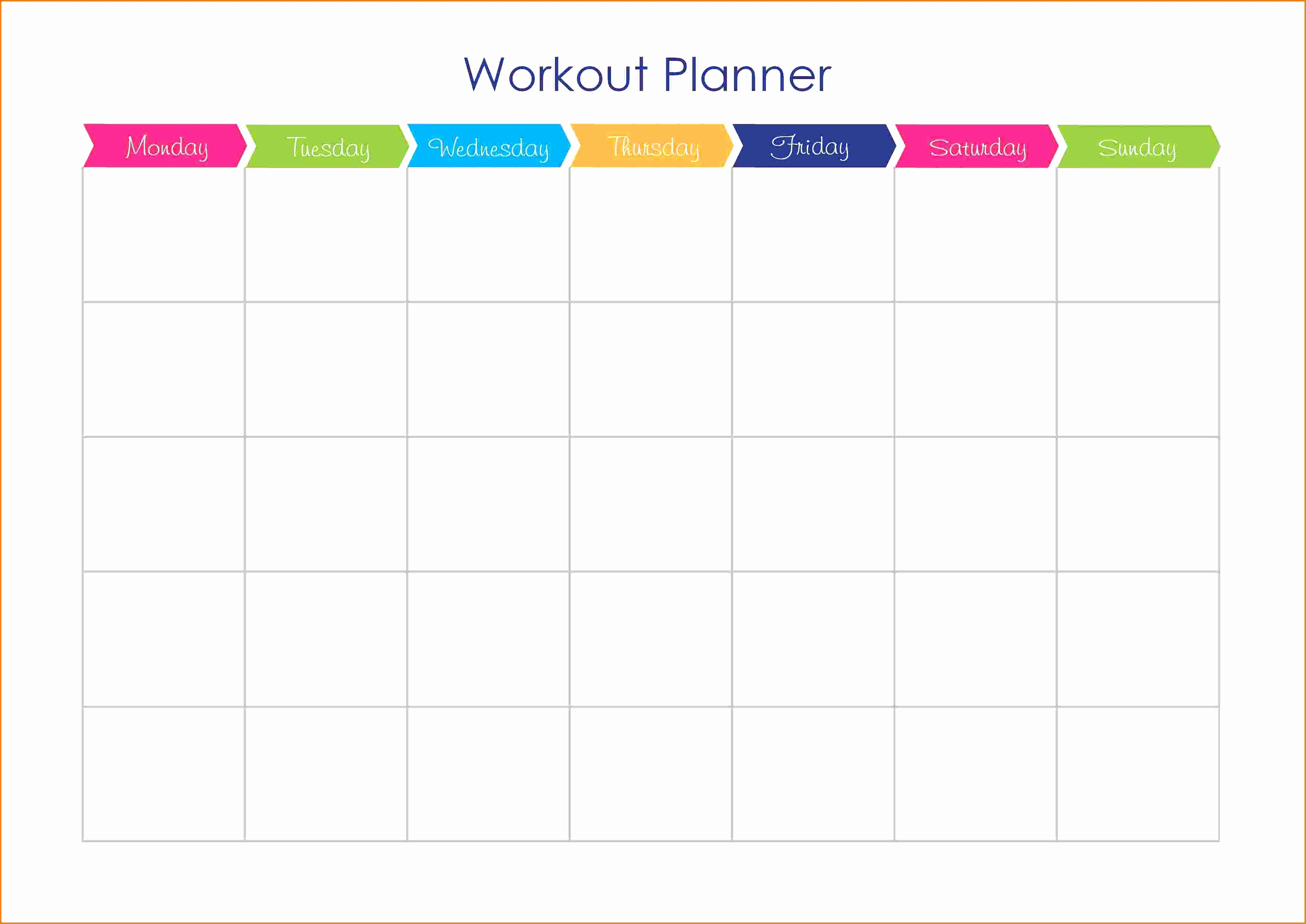 Workout Tracker Spreadsheet Spreadsheet Workout