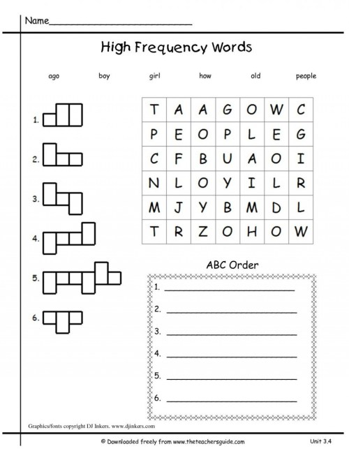 small resolution of Qu Phonics Worksheets First Grade   Printable Worksheets and Activities for  Teachers