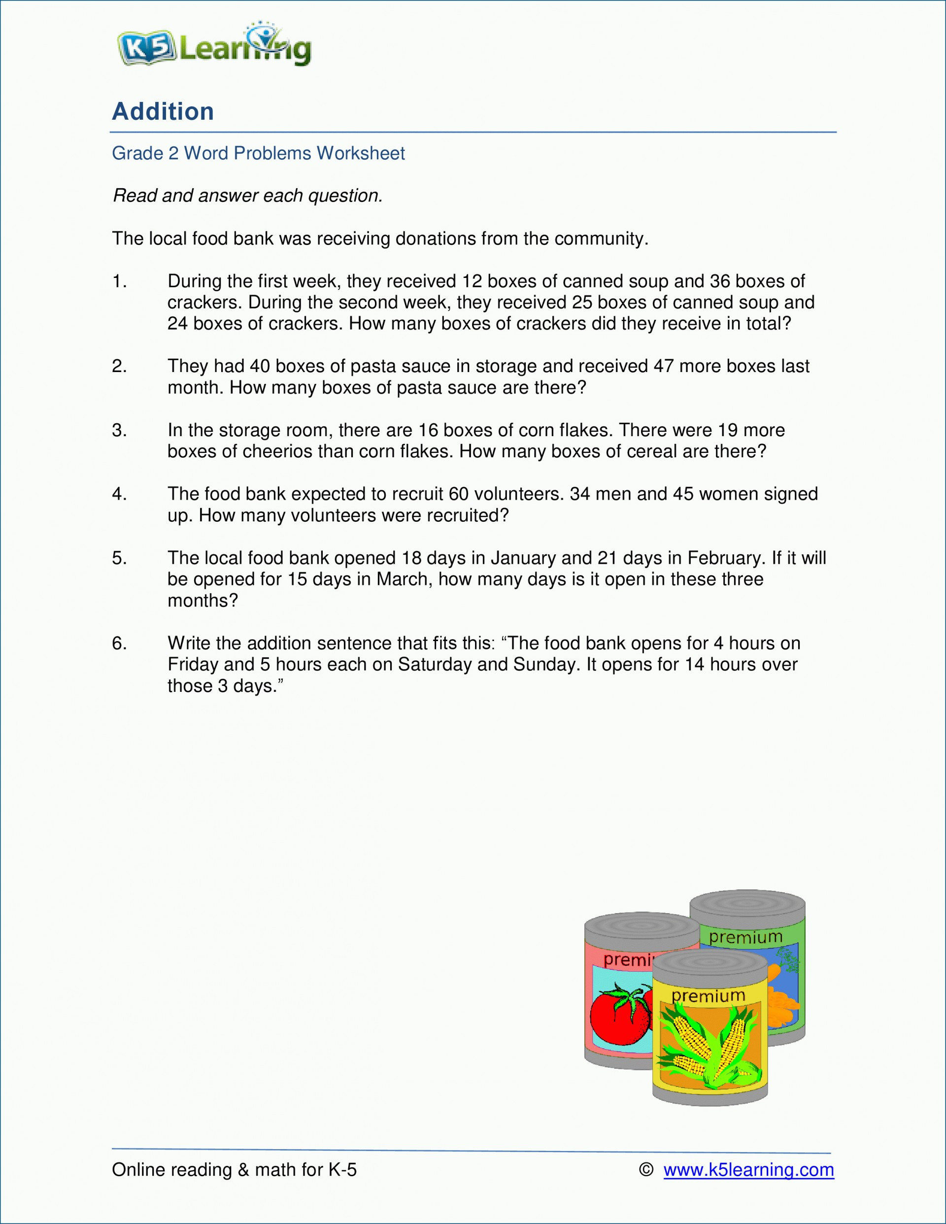 hight resolution of Money Problems Worksheets   Printable Worksheets and Activities for  Teachers