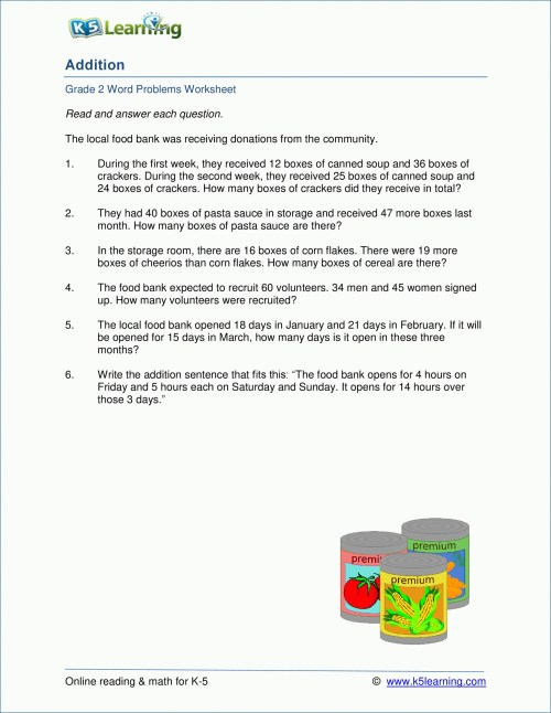 small resolution of Money Problems Worksheets   Printable Worksheets and Activities for  Teachers