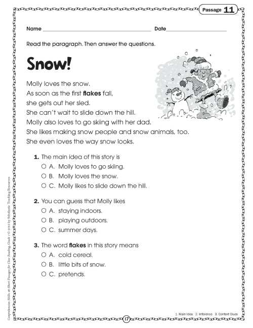 small resolution of 3rd Grade Language Worksheets Pdf   Printable Worksheets and Activities for  Teachers